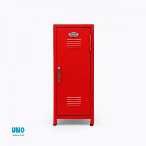 armario mini locker metálico gato / uno store diseño