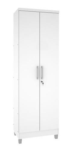 armario multiuso armario com chave pés prateleira e brinde