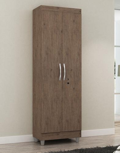 armário multiuso chicago c/ chave notável móveis