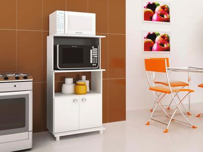 armario multiuso cocina con puertas o con canastos fruteros