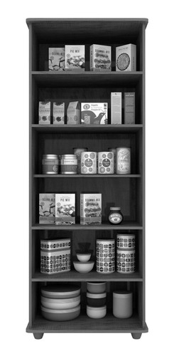 armário multiuso ônix branco - germai