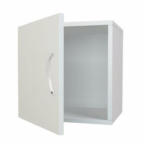 Armário Nicho Para Banheiros Porta Toalhas 30x30x15 Branco  R$ 99,99 em Merc -> Nicho Banheiro Brasilia