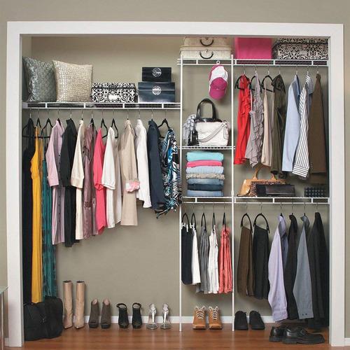 armario organizador estante estante perchero almacenamiento