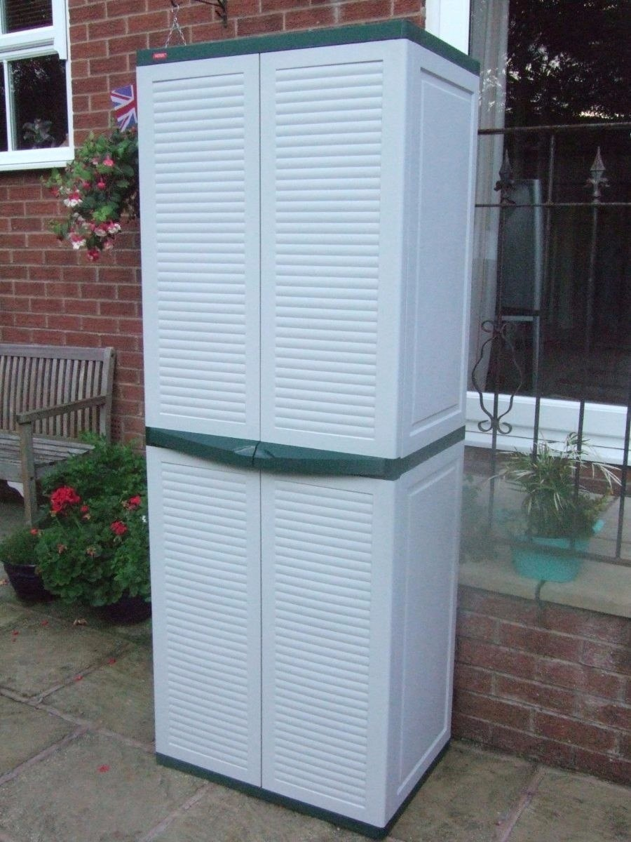 Armario para exteriores elegant armario para jardin for Armarios para jardin