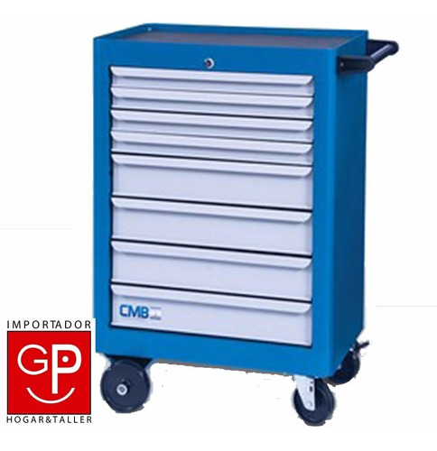 armario para taller 8 cajones 600x400x895mm cmb g p
