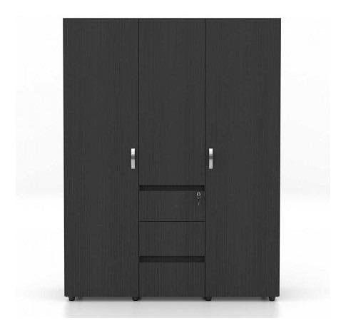 armario practimac 150 cm aquiles wengue armario prac tk632