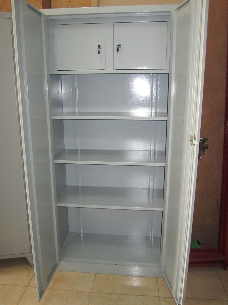 Armarios archivadores y estantes de metal precios de for Estantes para oficina precios