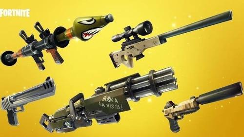 armas 130 salvar el mundo