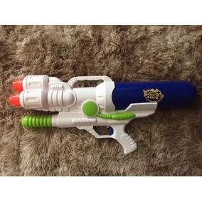 9f85cc3f37 Pistola Arminha De Água Super Soaker Splash Gun Da Bel Fix ...