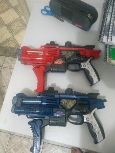 armas de raio laser para brincar!