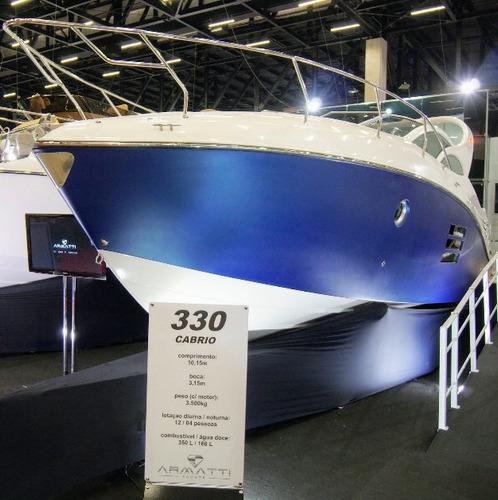 armatti 330 cabrio motor 350hp - ñ focker phantom 303 triton