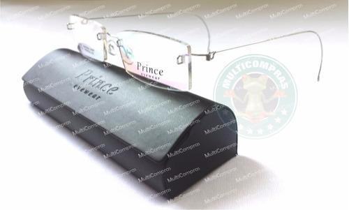 armazon acero flexible ultraligero oftalmico tipo micromega