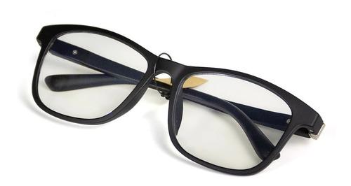 armazón anteojos clip on receta y sol en uno imán 5 colores