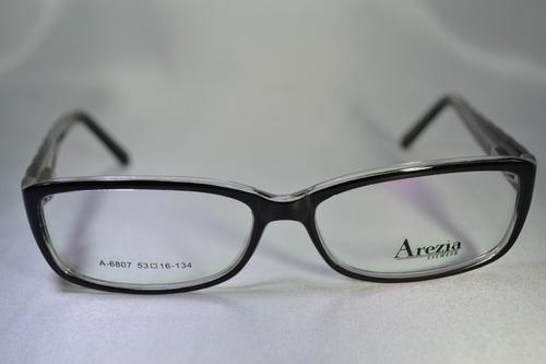 armazón lente para uso oftálmico listo para graduar cod 206
