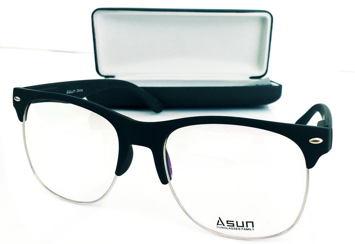 7313ca7170 armazon lentes asun club master flex para graduar oftalmico. Cargando zoom.