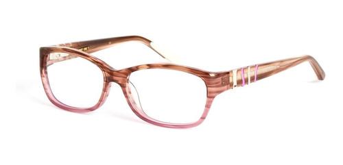 armazón lentes infinit hikari - brn.grd.pink