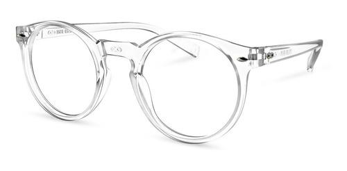 armazón lentes infinit round tulum x  - transparente