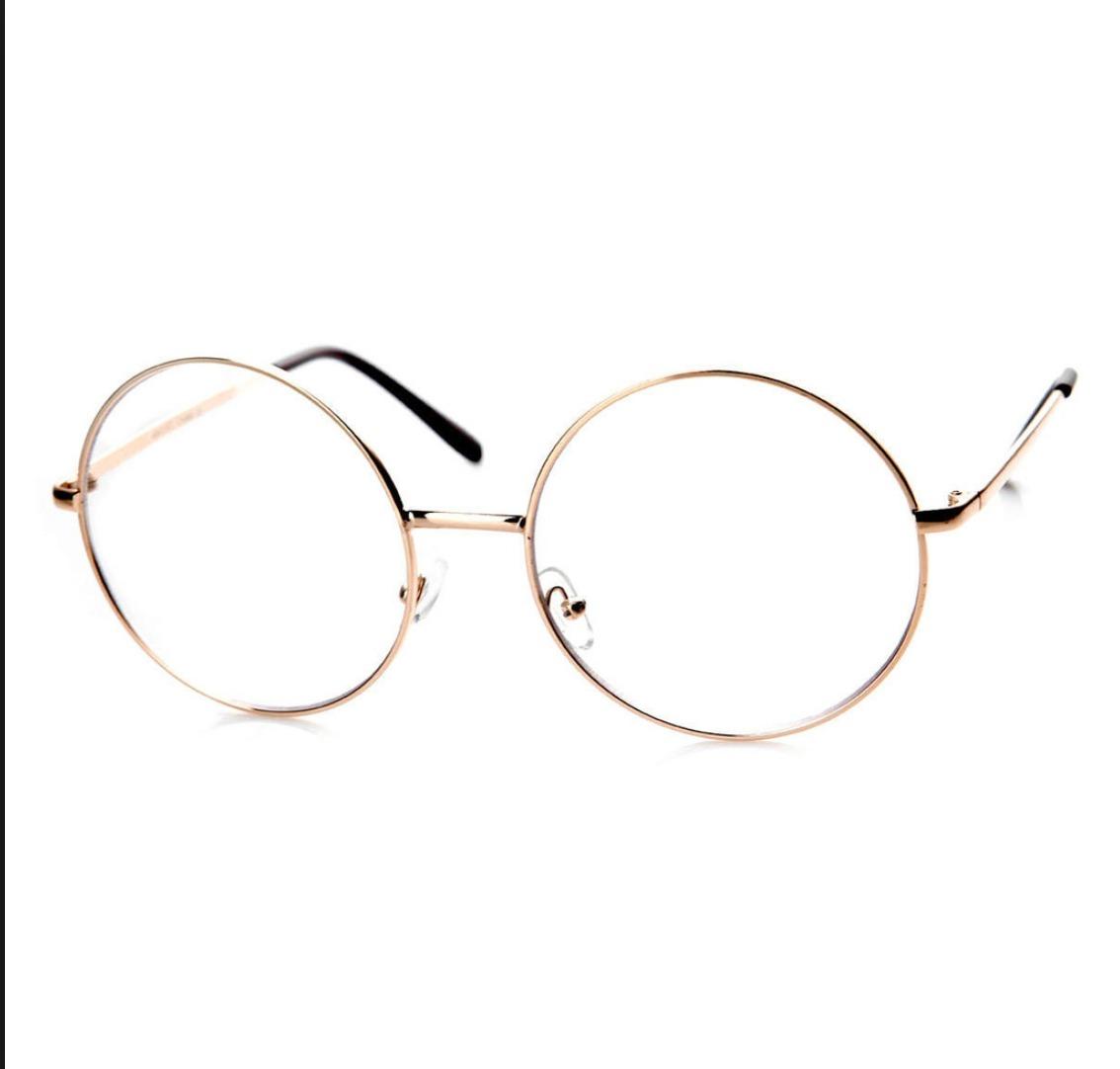 Harry Potter Oftalmico anti-reflekterende ramme Guld - 184-3088