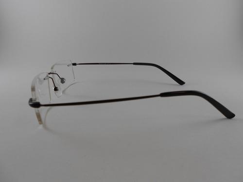 armazon oftalmico. california vision, modelo 693 negro