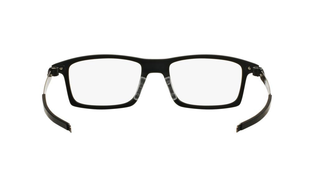1815597404 armazón oftálmico oakley pitchman ox8050-0155 satin black. Cargando zoom.