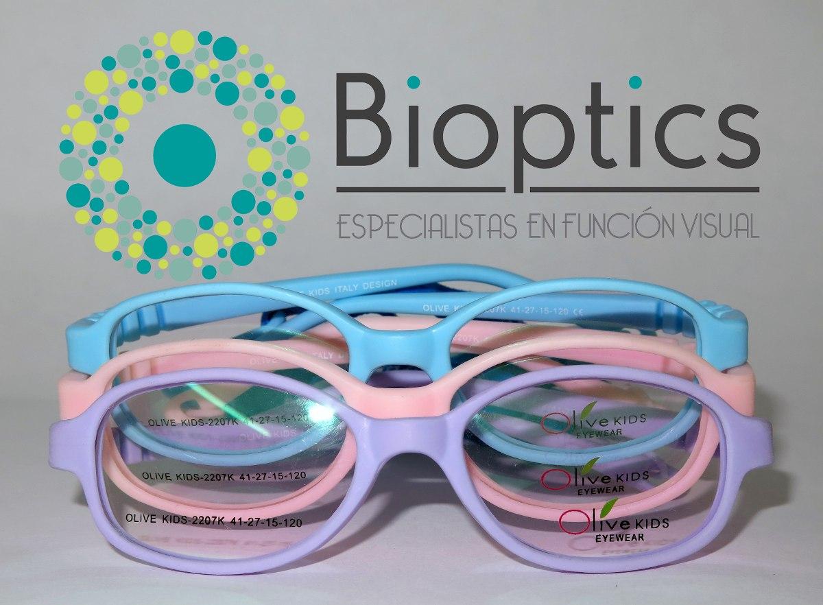c9a97a78ed armazón oftálmico para niño olive lentes micas flexibles. Cargando zoom.