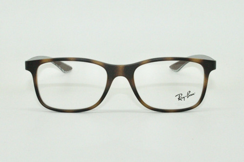 armazon oftalmico ray ban rb8903 5200 carey fibra de carbono