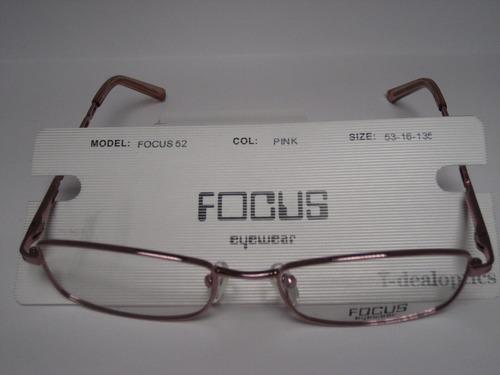 armazon para lentes oftalmicos 52