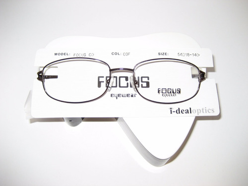 armazon para lentes oftalmicos mod 60