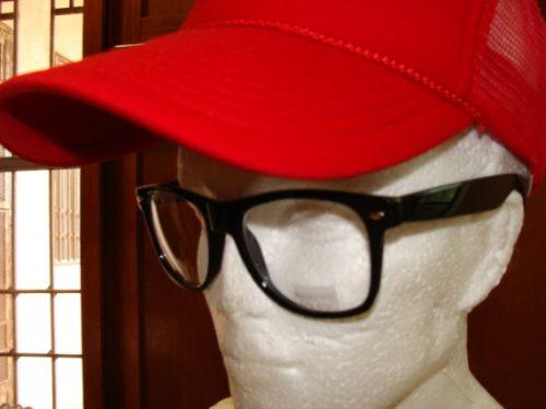 armazon retro geek hipster negros envio gratis y msi