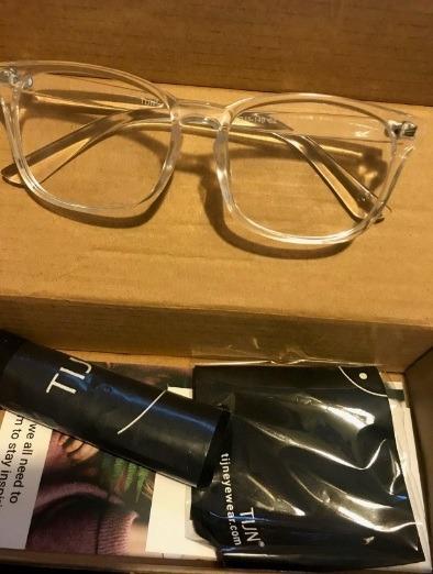 75bd3fae62 Armazon Transparente Gafas Anteojos Importado Calidad Extra ...