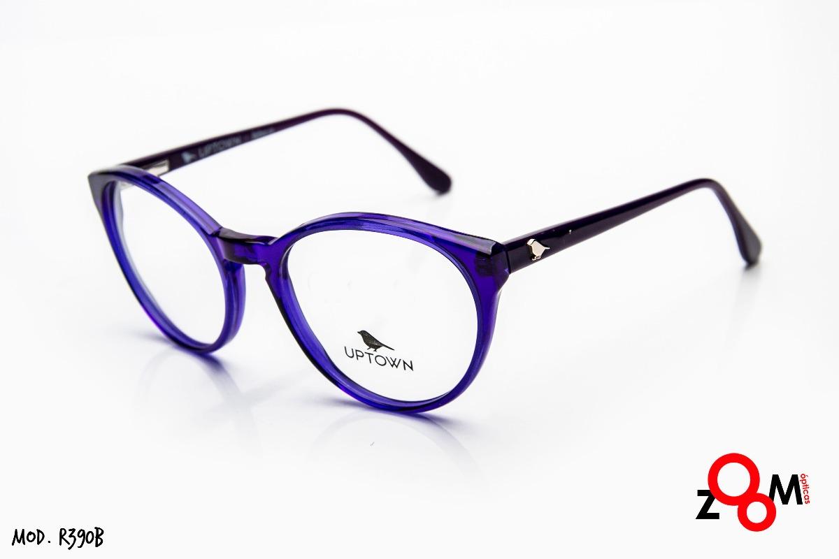 3aba9505da armazones anteojos gafas acetato uptown estuche y paño r390. Cargando zoom.