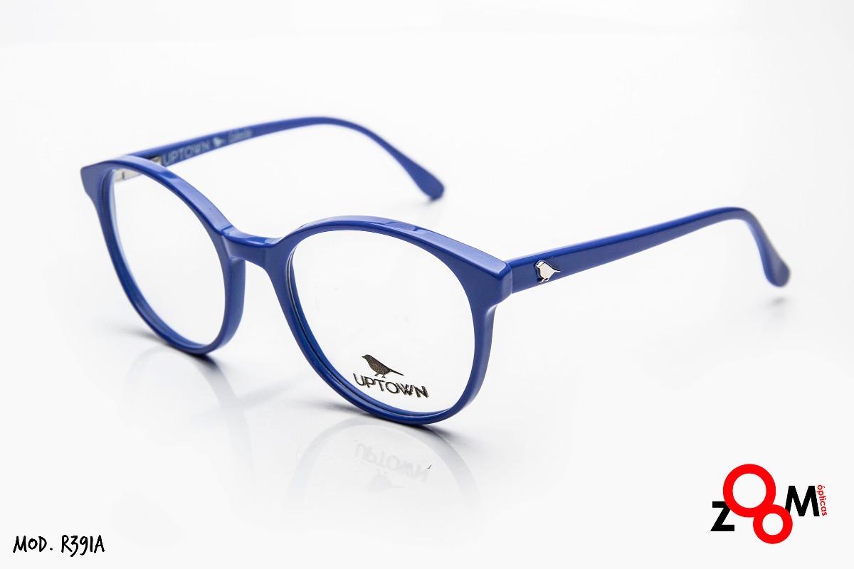 990db8f28f armazones anteojos gafas acetato uptown estuche y paño r391. Cargando zoom.