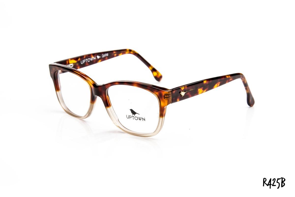 bde4d7c237 armazones anteojos gafas acetato uptown estuche y paño r425. Cargando zoom.