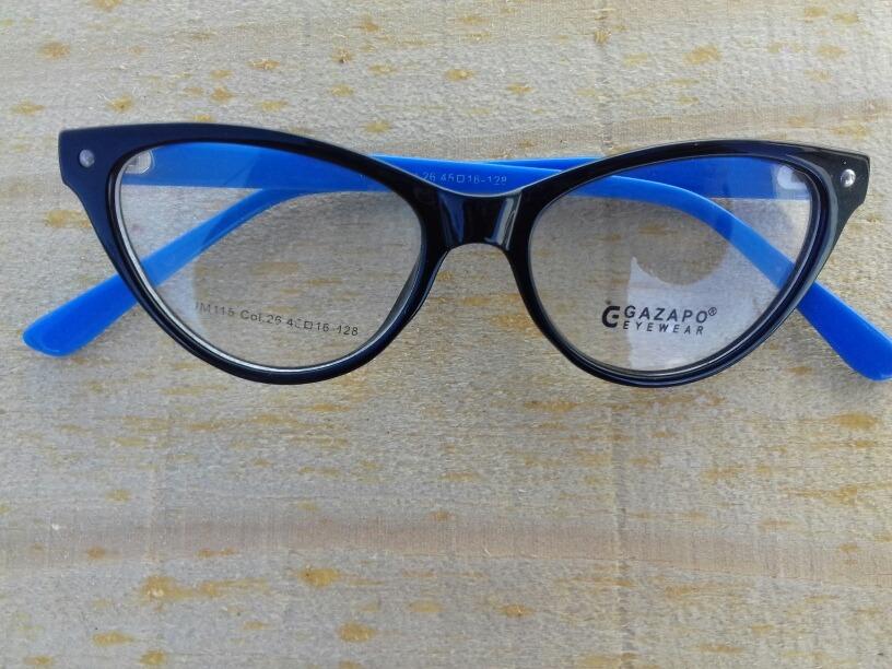 5de63851b3 armazones anteojos gafas lentes niños pin up retro gazapo. Cargando zoom.
