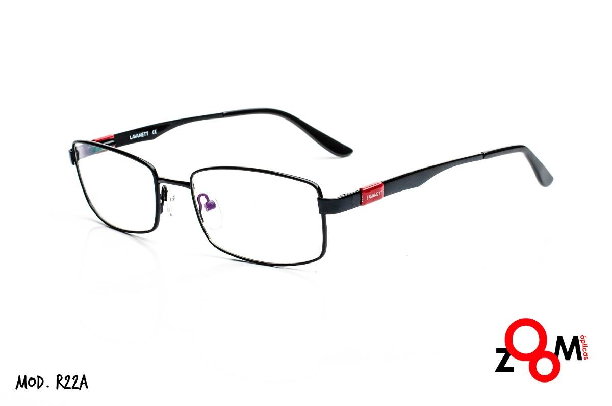 Armazones Anteojos Gafas Metal Con Flex R22 - $ 1.400,00 en Mercado ...
