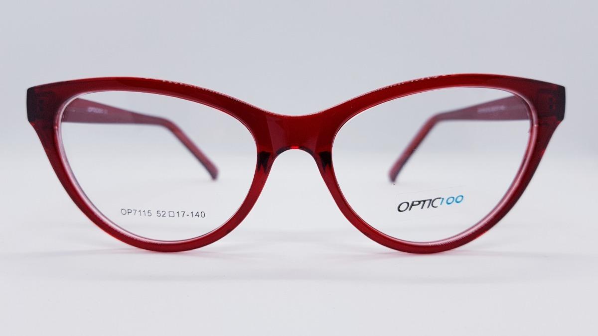 edbecf0911 Armazones Anteojos Gafas Mujer Retro Pin Up Gatubelos - $ 650,00 en ...