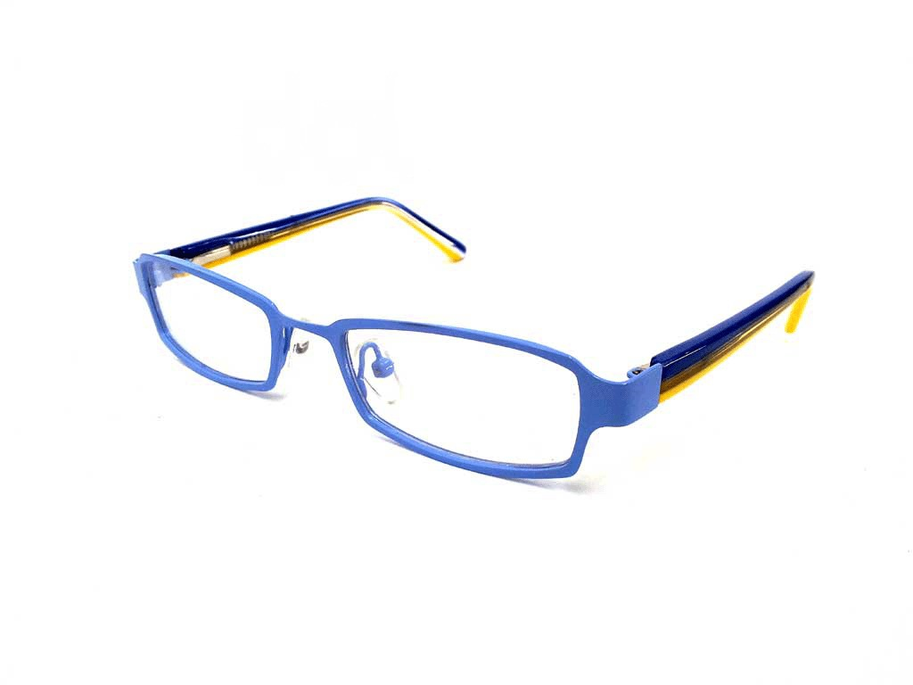 dd41ed1d04 armazones anteojos lentes niños + cristales org. blancos. Cargando zoom.