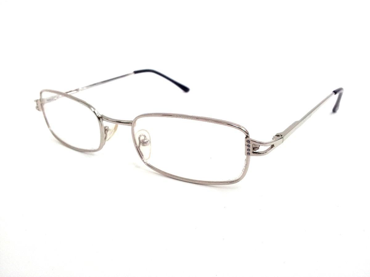 Armazones Anteojos Lentes Patilla Flex Metal - $ 399,99 en Mercado Libre