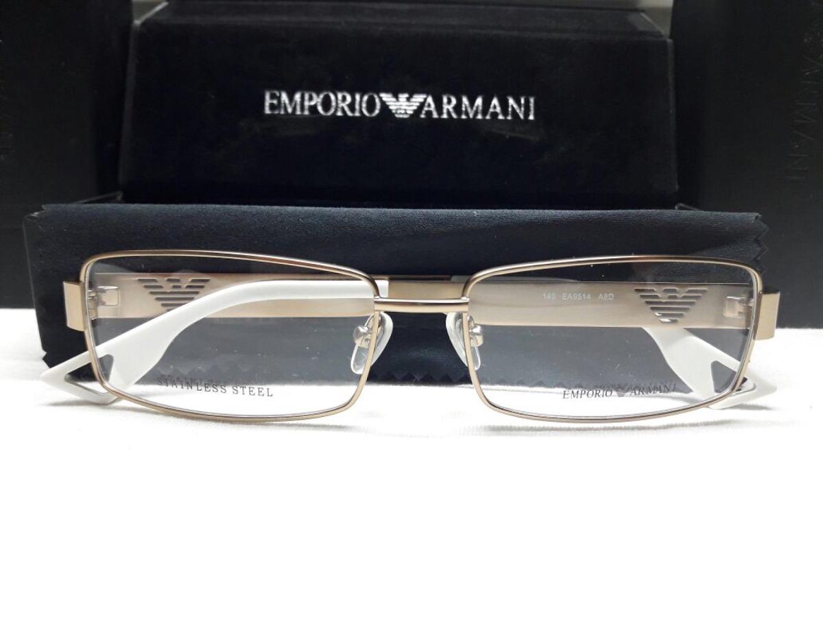 Armazones De Lectura Emporio Armani 100% Original 9514 - $ 1.900,00 ...