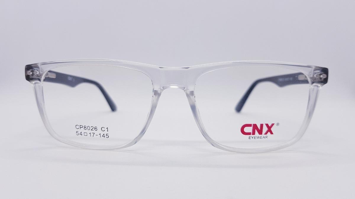 54aca3092a armazones marcos gafas acetato transparente con flex unisex. Cargando zoom.