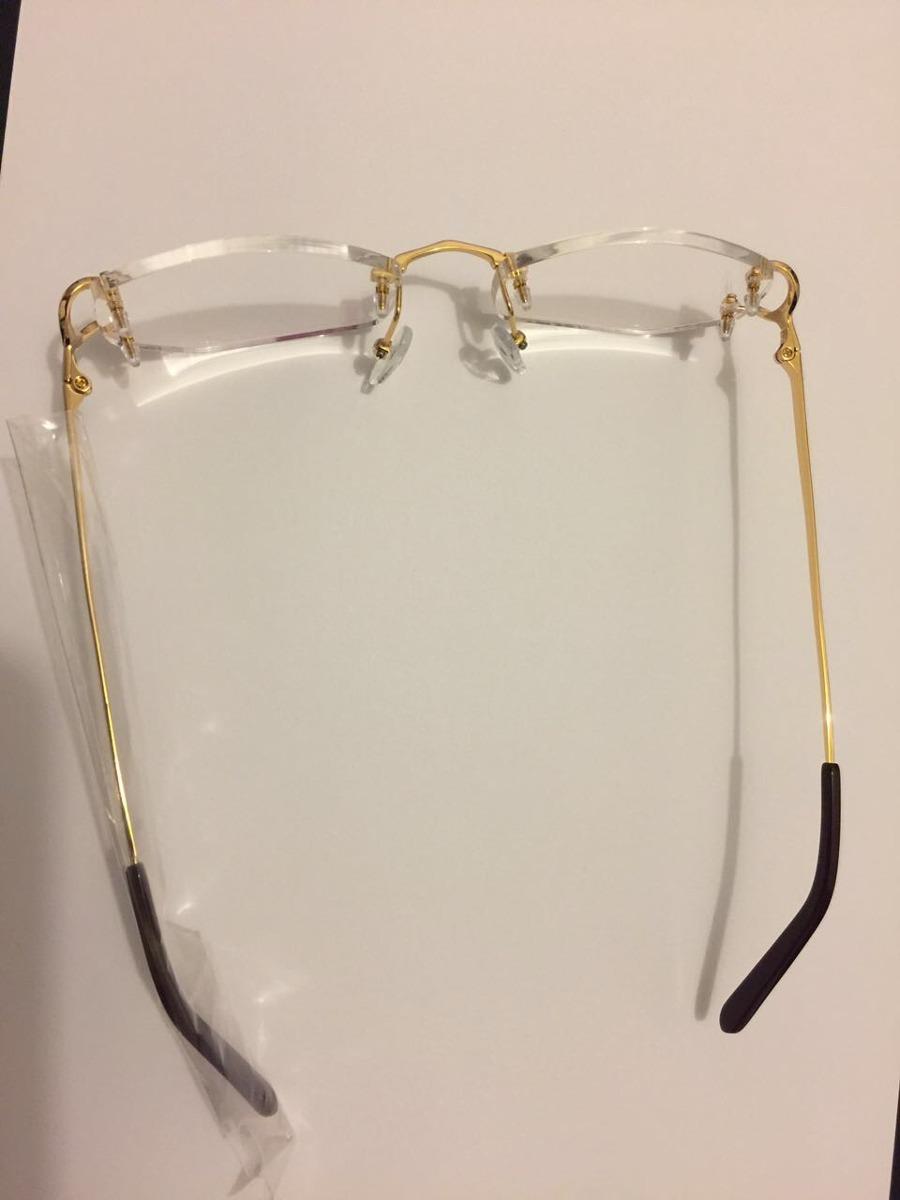 Armazones Marcos Lentes Cartier Titanio Óptica - U$S 59,00 en ...