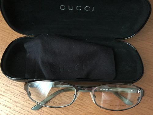 883a2e0ff Armazones Oftalmicos Gucci Originales Para Dama - $ 2,500.00 en ...