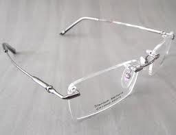 armazones ópticos de titanio nuevos con memoria italianos