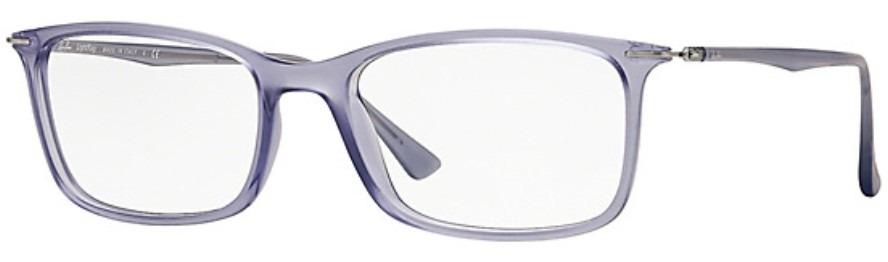 788e6e26141 armazones ray ban ligthray rb 7031 5401 transparent violet. Cargando zoom.