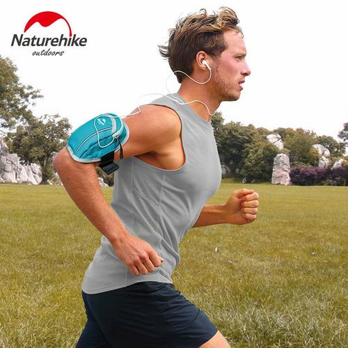 armbag impermeable banda para deportes ciclismo runing nylon