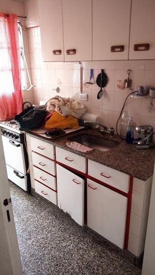 armenia 1200 venta 2 ambientes (apto crédito)
