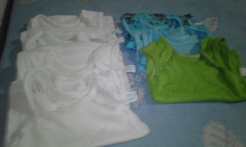 armillas camiseta  franelilla bebe niño niña