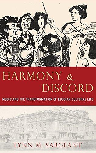 armonía y discordia: la música y la transformación de la