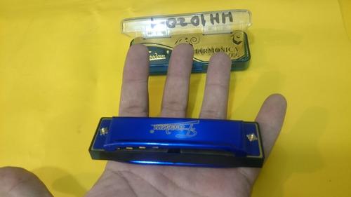 armonica freedom azul  pequena