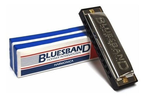 armonica hohner blues band do (c) envio inmediato +